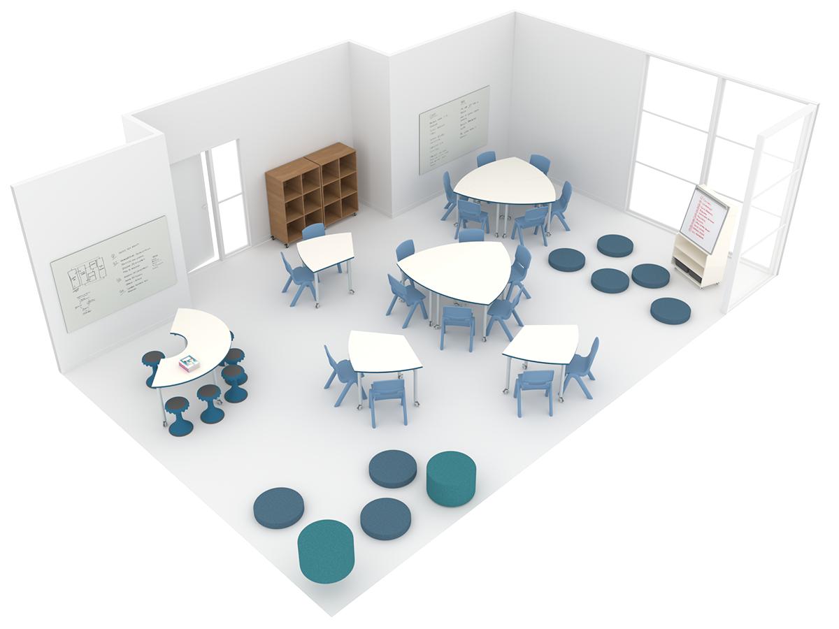 Tab 4 - Junior Classroom Space